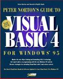 Peter Norton's Guide to Visual BASIC 4 for Windows 95, Norton, Peter and Davis, Harold, 0672306158