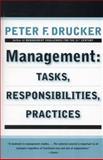 Management, Peter F. Drucker, 0887306152