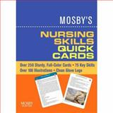 Mosby's Nursing Skills Quick Cards, Perry, Anne Griffin and Potter, Patricia A., 0323046150