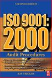 ISO 9001 2000 : Audit Procedures, Tricker, Ray, 0750666153