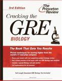 Cracking the GRE Biology, Deborah Guest, 0375756159