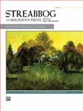 Streabbog -- 12 Melodious Pieces, Book 1, Op. 63, J. L. Streabbog, 0739006150