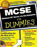 MCSE Windows Networking Server 4 in the Enterprise for Dummies, Kenneth Majors and Jeffrey E. Ferris, 0764506153