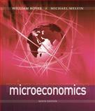 Microeconomics, Boyes, William and Melvin, Michael, 1111826153