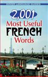 2,001 Most Useful French Words, Heather McCoy, 0486476154