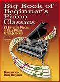 Piano Classics, Bergerac and David Dutkanicz, 0486466159