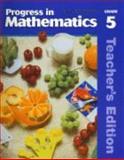 Progress in Mathematics, Grade 5, McDonnell, Rose Anita and Le Tourneau, Catherine D., 0821526154
