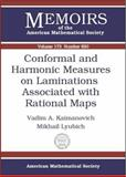 Conformal and Harmonic Measures on Laminations Associated with Rational Maps, Vadim A. Kaimanovich and Mikhail Lyubich, 0821836153