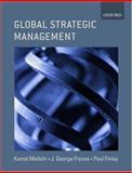 Global Strategic Management, Mellahi, Kamel and Frynas, Jedrzej George, 0199266158