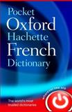 Pocket Oxford-Hachette French Dictionary 9780199576159