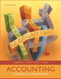 Accounting : Concepts and Applications, Albrecht, W. Steve and Stice, Earl K., 0324376154