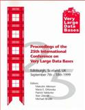 VLDB '99 : Proceedings of the 24th International Conference on Very Large Databases, VLDB Staff, 1558606157