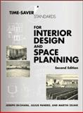 Time-Saver Standards for Interior Design and Space Planning, DeChiara, Joseph and Panero, Julius, 0071346163