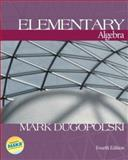 Mp : Elementary Algebra w/ MathZone, Dugopolski, Mark, 0073016160