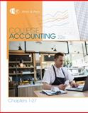 College Accounting, Chapters 1-27 22nd Edition