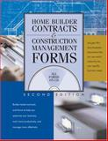 Home Builder Contracts and Construction Management Forms, , 086718616X