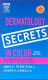 Dermatology Secrets in Color, Fitzpatrick, James E. and Morelli, Joseph G., 1560536160
