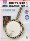Alfred's Basic 5-String Banjo Method, Dan Fox and Dick Weissman, 0739086162