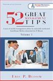 52 Great Management Tips, Eric P. Bloom, 1470126168