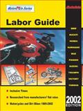Motorcycle Labor Guide/1989-2002 Models (North America) 9781893026162