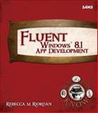 Fluent Windows 8 Metro Development, Riordan, Rebecca M., 0672336162