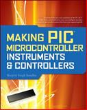 Making PIC Microcontroller Instruments and Controllers, Sandhu, Harprit S., 0071606165