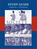 Society: the Basics Study Guide, John J. Macionis and Kenrick S. Thompson, 0131546163