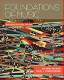 Foundations of Music, Nelson, Robert and Christensen, Carl J., 128544616X