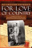 No Greater Sacrifice for Love of Country, Franky T. Respicio, 1477126163