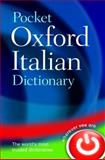 Pocket Oxford Italian Dictionary, Oxford Dictionaries, 0199576165