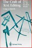 The Craft of Text Editing : Emacs for the Modern World, Finseth, C. A., 0387976167