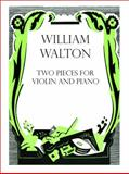 Two Pieces for Violin and Piano, Walton, William and MacDonald, Hugh, 0193366169