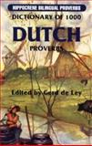 Dictionary of 1000 Dutch Proverbs, , 078180616X