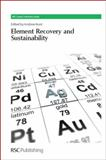 Element Recovery and Sustainability, , 1849736162