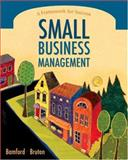 Small Business Management 9780324236170