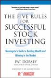 The Five Rules for Successful Stock Investing, Pat Dorsey, 0471686174