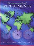 Fundamentals of Investments, Alexander, Gordon J. and Bailey, Jeffery V., 0132926172