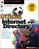 Microsoft Bookshelf Internet Directory, 1997-1998, Microsoft Official Academic Course Staff, 1572316179