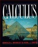 Calculus, Bradley, Gerald and Smith, Karl, 0131786172