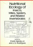 Nutritional Ecology of Insects, Mites, Spiders, and Related Invertebrates, , 047180617X