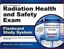 Flashcard Study System for the Radiation Health and Safety Exam : DANB Test Practice Questions and Review for the Radiation Health and Safety Exam, DANB Exam Secrets Test Prep Team, 1609716175