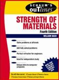 Schaum's Outline of Strength of Materials, Nash, William A., 0070466173