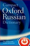 Compact Oxford Russian Dictionary, Oxford Dictionaries, 0199576173
