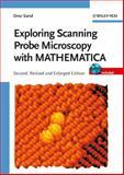 Exploring Scanning Probe Microscopy with Mathematica, Sarid, Dror, 3527406174