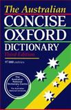 The Australian Concise Oxford Dictionary, , 0195506170