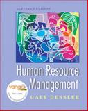 Human Resource Management, Dessler, Gary, 0131746170