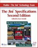 The Jini Specifications, Waldo, Jim, 0201726173