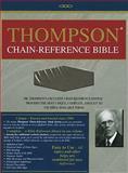 Thompson Chain Reference Bible-NIV, Frank Charles Thompson, 0887076173