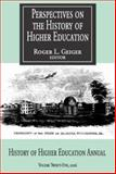 Perspectives on the History of Higher Education 2006, , 1412806178