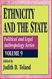 Ethnicity and the State, , 156000617X